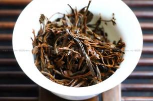 野放红茶 17年头春初采