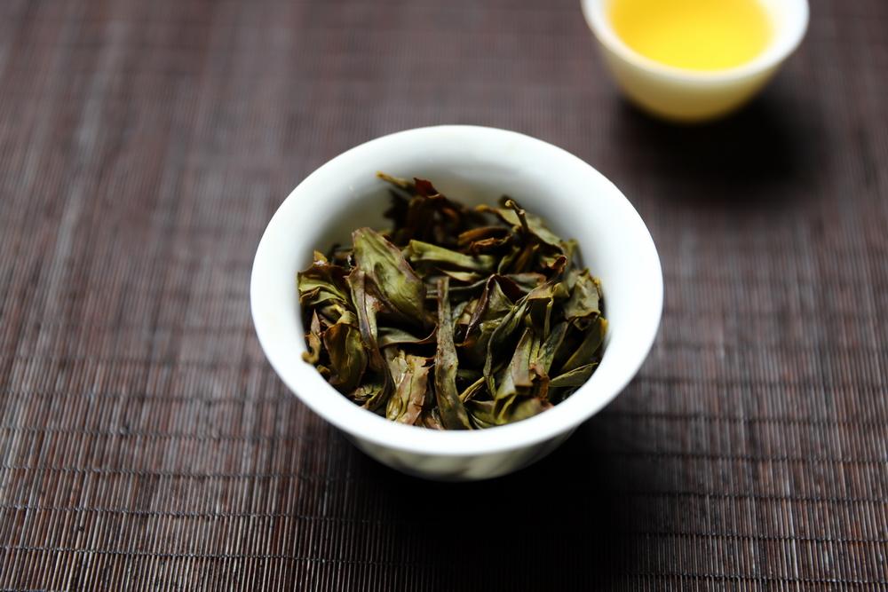 【冷水岽蜜兰香】厚度超一流的高树单丛 2020春茶