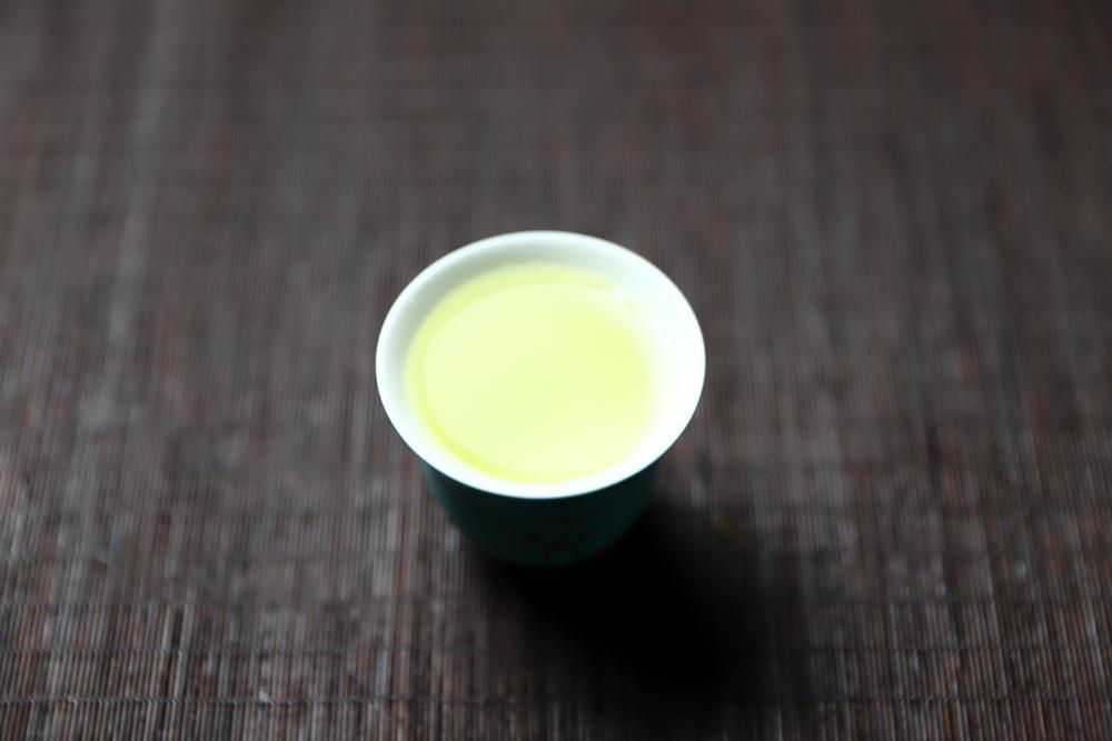 白露茶:到达极限!